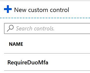 Image 4-Azure AD 3rd Party MFA Integration with DUO
