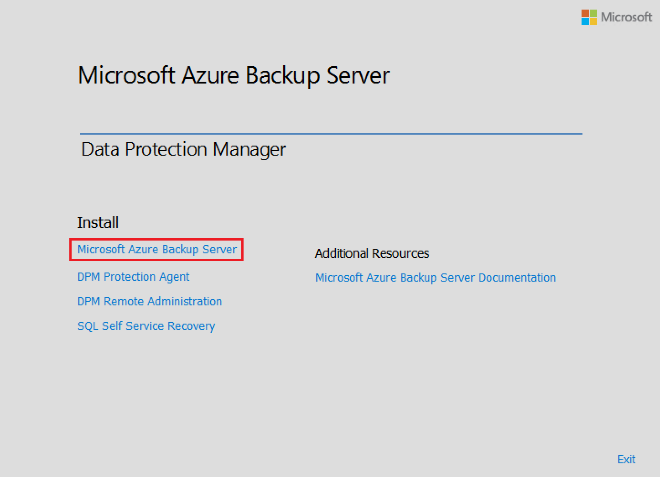 Azure Backup Server Welcome Screen.png