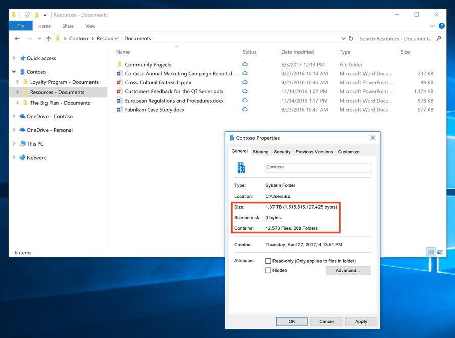 Microsoft OneDrive SharePoint