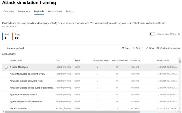 attack simulation training 1