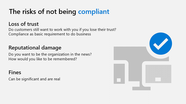 not compliant