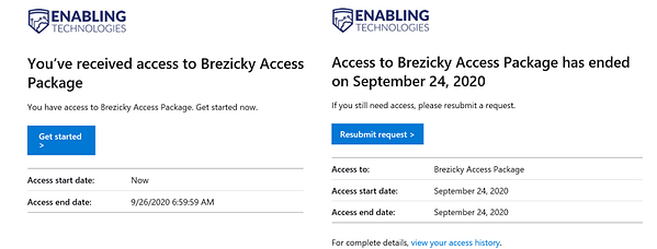 Enabling Access